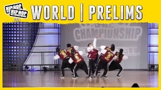 Season 5 - Guam (Varsity) at the 2014 HHI World Prelims