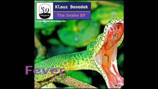 Klaus Benedek - The Snake EP