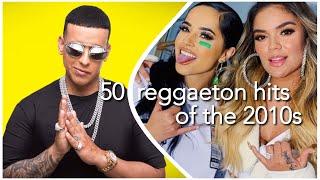 50 REGGAETON HITS OF THE 2010S (+ SPOTIFY PLAYLIST) - best free reggaeton music
