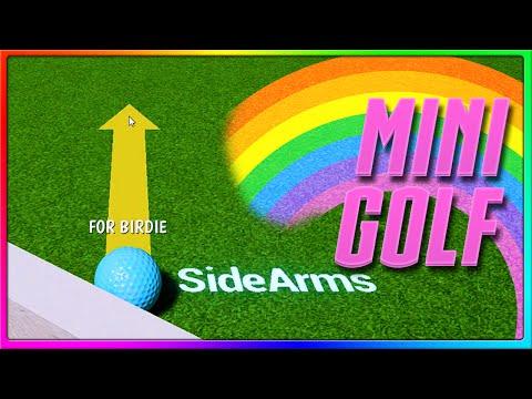 MOM I'M FLYING! (Towers Unite Mini Golf!)