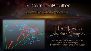 BREAKING NEWS - Hawara Labyrinth Egyptian Complex(Dr. Carmen Boulter joins Modern Knowledge's David Whitehead and Christopher Russak in a full, video enhanced and illustrated BREAKING interview ..., 2015-05-30T00:03:58.000Z)