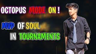 Soul OWAIS The MVP of Soul Team | 5 Fingers Claw Pubg Mobile