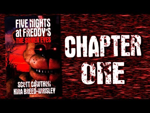 Five Nights At Freddy's: The Silver Eyes | Chapter 1 (Audio book)