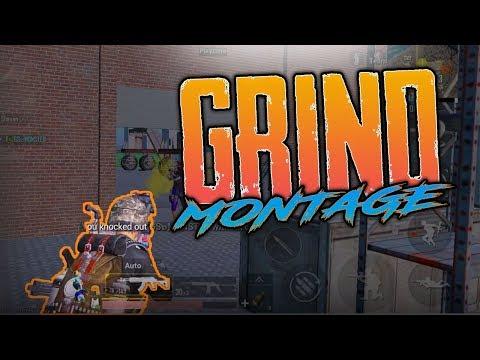 GRIND MONTAGE 🔥   PUBG MOBILE
