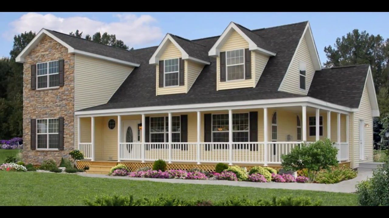 Manufactured homes manufactured homes for sale youtube for New homes photos
