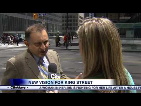 Pilot project prioritizes streetcars on King Street