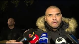 Juve Leo foi ao treino do Sporting mostrar descontentamento