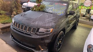 "JEEP TRACKHAWK REVIEW:  THE ""Count the Trackhawks"" VIDEO YOU'VE BEEN WAITING FOR!!!"