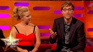 Stephen Merchant's Beef With Photographer - The Graham Norton Show