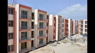 Gov't to deliver first round of affordable housing to Kenyans by 2020