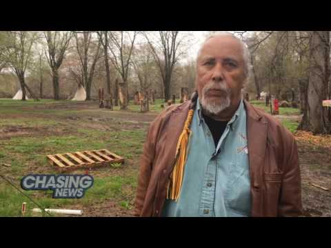 Ramapough Nation in Mahwah NJ Is Denied Permits To Build Teepees For Prayer Group