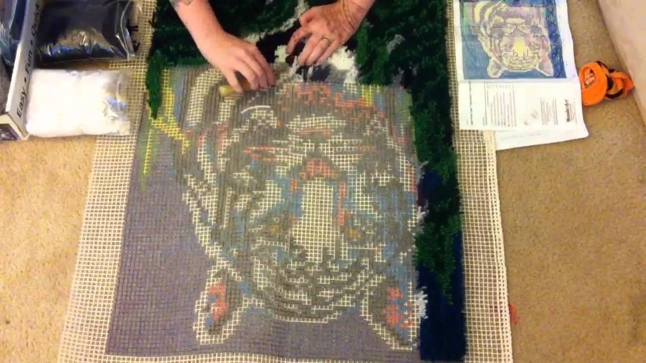 Latch Hook Patterns Best Decorating Ideas