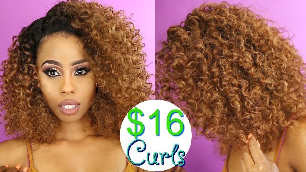 Outre Synthetic Quick Weave Complete Cap Wig – Thalia   BlackHairSpray.Com   75804c57abb8