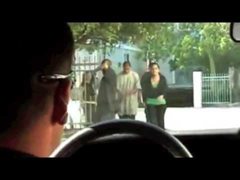 South Central LA Gang Unit - Ride Along