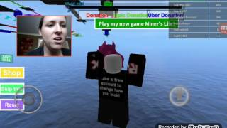 MGC. Mommy's Gaming Corner! Mommy tries Roblox Super Fun Obby!