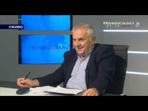 Geopolitika 8  novembar 2018 gost Slobodan Reljić