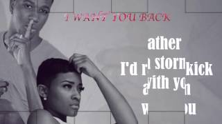 Oswald & Meilan - I want you back with lyrics