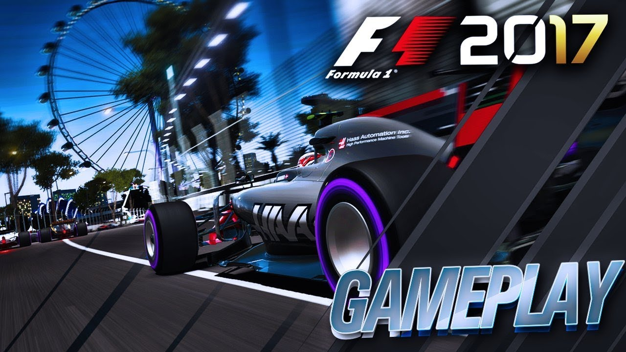 F1 2017 Trainer Free Download