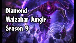 Diamond Jungle Malzahar - Objective Controller [S9 Game]