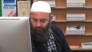 Emocionohet Hoxhë Bekir Halimi LIVE në emision