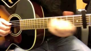 You've Got a Friend In Me - Acoustic guitar instrumental - with transcription!