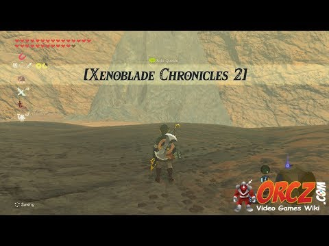 Legend of Zelda Breath of the Wild Xenoblade Chronicles 2 Gameplay Walkthrough