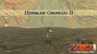 Legend of Zelda Breath of the Wild Xenoblade Chronicles 2 Gameplay Walkthrough
