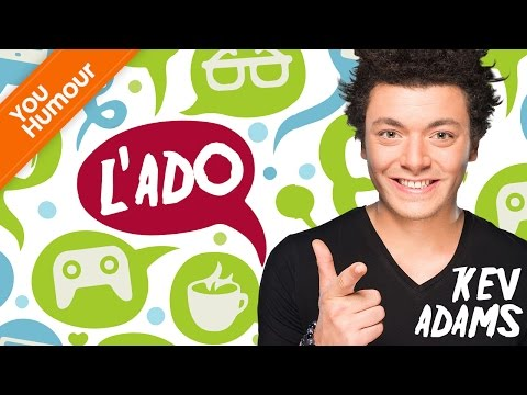 KEV ADAMS - L'ado