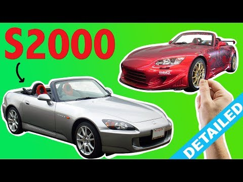 THE HISTORY OF THE HONDA S2000 | On Board