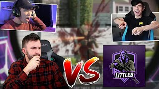 I 1v1'ed the #1 SNIPER in COD Mobile While Youtubers Watched!