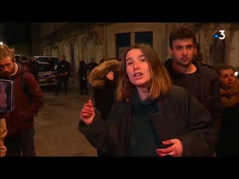 Attaque de l'extrême-droite à la fac de Montpellier : témoignage et vidéos d'étudiants