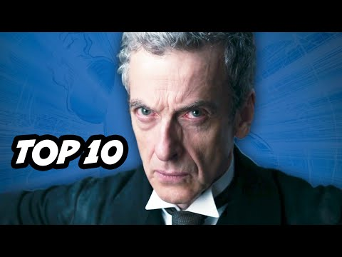 Doctor Who Series 8 Episode 1  Top 10 WTF Moments