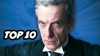 Doctor Who Series 8 Episode 1 - Top 10 WTF Moments