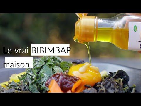 [-recette-#1]-t'es-chaud-pour-un-p'tit-bibimbap-?-오늘-점심-비빔밥-go-?-how-to-make-a-bibimbap-?