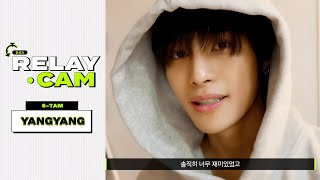 ⏱YANGYANG : 6-7AM|NCT 24hr RELAY CAM