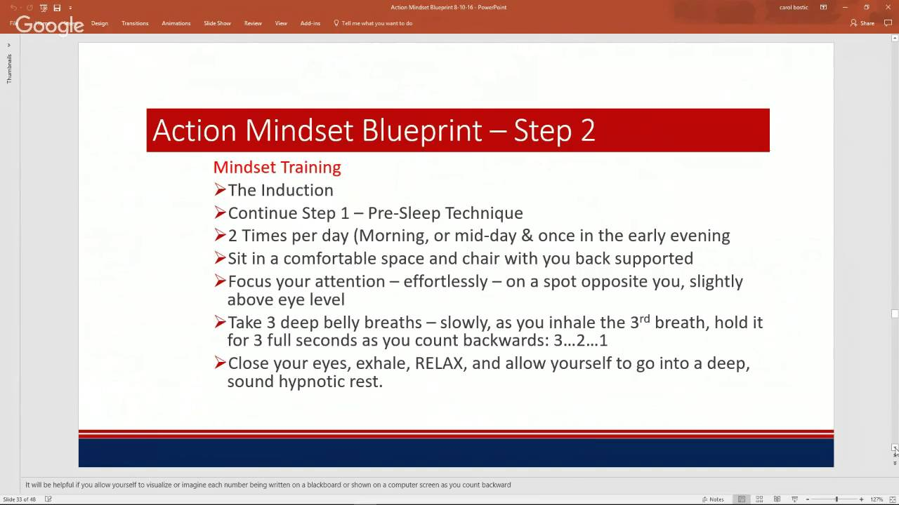3 simple steps action mindset blueprint youtube 3 simple steps action mindset blueprint malvernweather Image collections