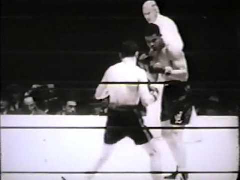 Joe Louis vs Bob Pastor, II