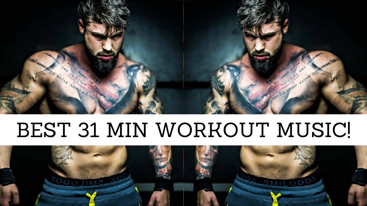 Best 31 Min Workout Music!   GO FOR IT!   Aesthetic Gym Motivation