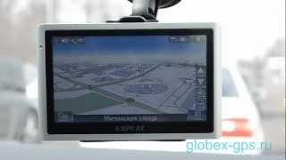 видео Автомобильные портативные GPS навигаторы Texet TN (Тексет, Техет)