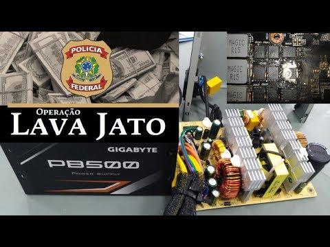 Operação Lava Jato de Hardware #1 (fontes, placas de vídeo, etc)