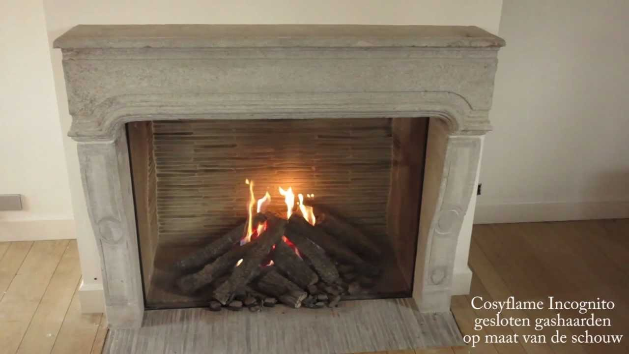 Incognito haard gas cosyflame sml youtube - Open haard ontwerp gas ...