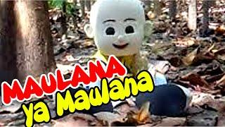Klip Video Upin & Ipin YA MAULANA - Badut Anak Kecil Lucu Sekali