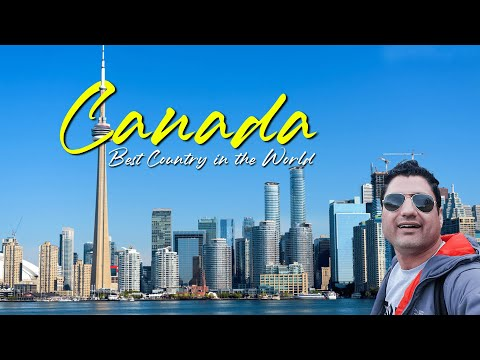 Canada TRAVEL VLOG | Canada the Best Country on Earth