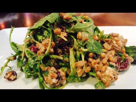 blue dog bakery s wheat berry salad