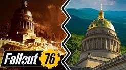 Fallout 76 West Virginia Real Life Landmarks And Legends | Narrated by a West Virginian