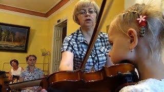 Как научиться играть на скрипке.