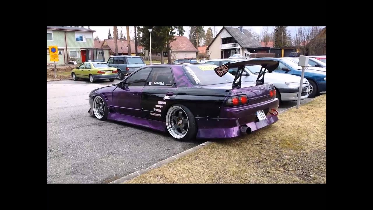 Nissan Skyline R33 Bee-R LHD massive spec, drift, race, show ...