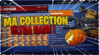 MY COLLECTION OF ARMES AND OBJETS ULTRA RARES Fortnite Saving the World