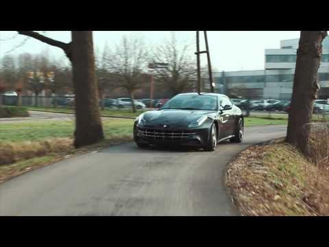 Moodmasters video content: Instagram video content Ferrari