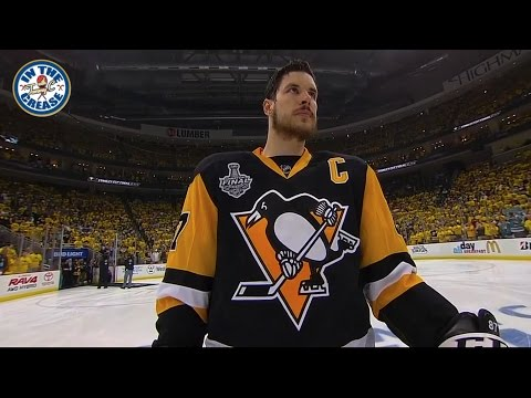 Reevaluating Sidney Crosby no longer The Kid.